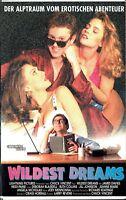 (VHS) Wildest Dreams - James Davies, Heidi Paine, Tracey Adams, Veronica Hart