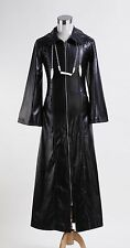 Organization XIII Kingdom Hearts 2 Coat Trench Cosplay Costume*Custom Made*