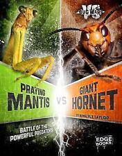 Praying Mantis vs. Giant Hornet: Battle of the Powerful Predators (Bug Wars), Kl