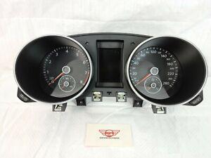 2013-2014 Volkswagen Golf GTI Speedometer Gauges Instrument Cluster 5K6920873 OE