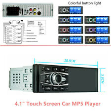 "4.1"" Touch Screen Car Auto MP5 Player Bluetooth Radio Multimedia Audio Video Set"