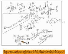 GM OEM-Ignition Lock Cylinder 15789012