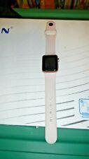Apple Watch Series 3 38MM - Aluminum Case - Rose Gold - GPS - IC LOCKED