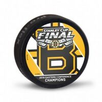 Boston Bruins 2019 Eastern Conference Champions Playoff Hockey Puck