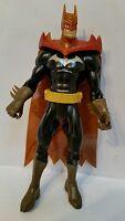 """BATMAN - 6"""" Action Figure DC Comics Collectible With Cape Mattel Superhero Toy"""