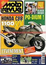 MOTO REVUE 3241 YAMAHA 1300 ROYAL STAR YZ 125 KTM LC2 HONDA CBR 1100 XX 1500 F6