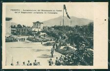 Trento Città Militari MACCHIA cartolina QT4150