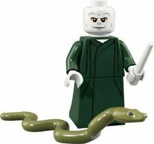 Lego Harry Potter Lord Voldemort & Nagini # 9 Minifigure 71022 Fantastic Beasts
