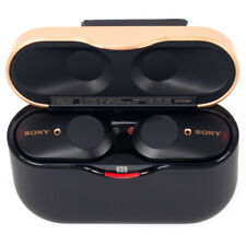 Sony WF-1000XM3 True Wireless Bluetooth NC Noise Canceling Headphones - Black