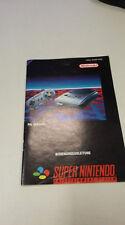 SNES Super Nintendo Konsole Anleitung