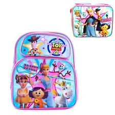 Girls Toy Story 4 Backpacks School Bag for Kids Book Luggage Bag (Not Combo)