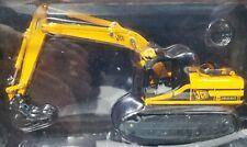 BEAUTIFUL NEW COLLECTIBLE JCB MOTORART MODEL JS220 EXCAVATOR 1/87 HO SCALE