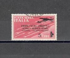 P2768 - ITALIA REGNO 1934 - VOLO ROMA BUENOS AIRES
