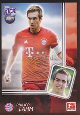 Match Attax 15/16 - A15 - Philipp LAHM - Kick Karten