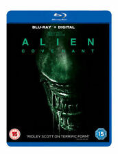 Alien Covenant Blu-ray 2017
