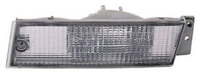Parking Light Assembly Left Maxzone 331-1637L-AS fits 1990 Ford Probe