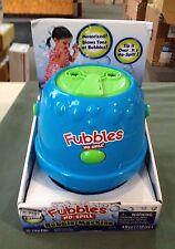 Fubbles No Spill Bubble Machine for Kids