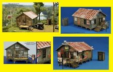 Blair Line (N-Scale) #1003 SAM's ROADHOUSE  * Wood Laser cut Kit - NIB