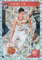 2018-19 Donruss Optic Premium Basketball Box Set #16 Jeremy Lin 245/249