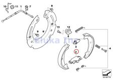 BMW Genuine Brake Service Parking Brake Actuator (Expanding Lock) Left Right E3