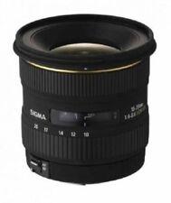 Objectifs grand angle Sigma pour appareil photo et caméscope 20 mm