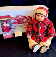 Lee Middleton Original Doll 2004 Collectors Club Doll Family Little Brother /Box