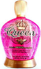 Queen Indoor Tanning Bed Lotion Bronzer By Designer Skin