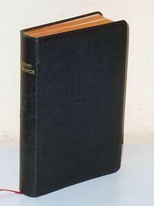 Das vollständige Römische Messbuch. Lateinisch und deutsch (1961) Ganzleder