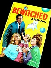 BEWITCHED Annual 1967 vintage tv children's