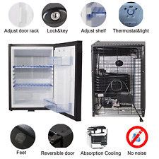 Smad Protable 40L DC AC Fridge Caravan Truck Vanlife RV Beverage Cooler 12V 240V