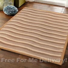 Unbranded Acrylic Striped Shag Rugs