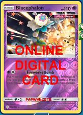 1X Blacephalon 104/236 Cosmic Eclipse Pokemon Online Digital Card