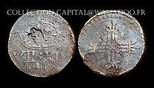 Poids Monétaire. France. Bronze. 8,9 gr. 1
