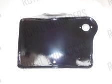 Nouveau norton 16H arrière garde-boue plaque d'immatriculation noir peint (reproduction) (code 435)