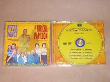 CD MARECHAL PAPILLON ET SON ORCHESTRE PIZZA DANCE / SINCERITE / ETAT PARFAIT ++