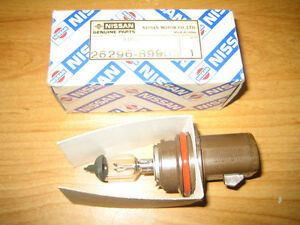 NOS 1985-00 Nissan Pathfinder Maxima Sentra Stanza Quest Headlight Headlamp Bulb