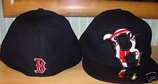 Tilt Boston Red Sox Custom New Era Hat MLB Cap 7 3/8