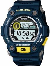 Casio G-Shock G-7900-2 G-Rescue World Time Men's Digital Blue Resin Watch G7900