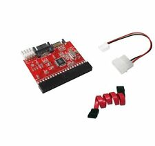 2 in 1 IDE to SATA / SATA to IDE Converter Adapter - UK SELLER