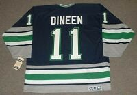 KEVIN DINEEN Hartford Whalers 1996 CCM Vintage Throwback NHL Hockey Jersey