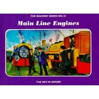 SIGNED The Railway Series No.21: Main Line Engines by Rev.W.Awdry New H/B