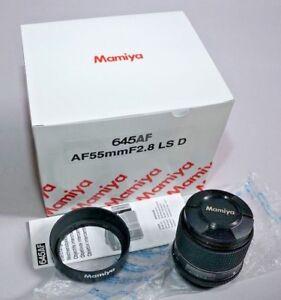 Mamiya Phase One Schneider Kreuznach 55mm f/2.8 LS AF Lens Japan Domestic Ver.