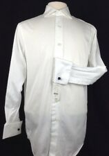 Brooks Brothers Men Golden Fleece White Egypt. Ctn Shirt 14.5-32 Spread Frn/Cuff