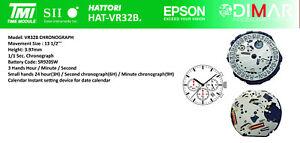 Bewegung HATTORI - Tmi - Calibre. VR32B