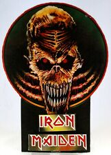 Iron Maiden Standee Official EMI Live at Donnington 1992