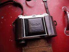 KODAK RETINA 1 TYPE 013 WITH f3.5 50mm RETINA- XENAR COATED LENS Original Case