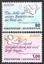 Liechtenstein Nr.1103/04 ** Europa Cept 1995 postfrisch