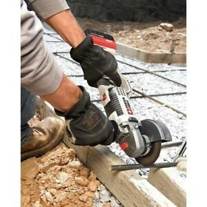 Cut Off Tool Cordless Angle Grinder 20V Portable Power Hand Bare Cutting Tools