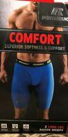 RUSSELL PERFORMANCE  COMFORT LONG LEG BOXER BRIEFS 2 PACK