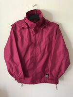 New Zealand Kiwistuff Ladies Rain Jacket Size S (UK 8, EU 36)